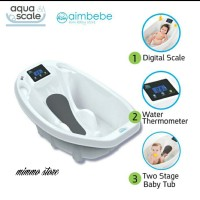 Aqua Scale 3 In 1 Baby Bath