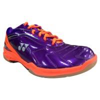 Sepatu Badminton Yonex SRCI 65 R Purple/Orange