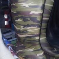 Sepatu boot AP Loreng Army