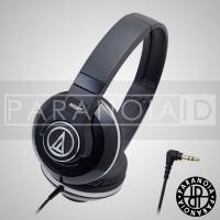 Audio Technica ATH-S500 Headphone - Black