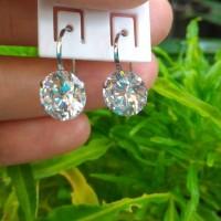 anting monel desy diamond zircon 10mm