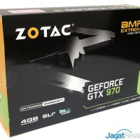 VGA ZOTAC PCIE GTX 950 2GB DDR5 AMP!