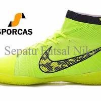 GRATIS KAOS KAKI BOLA !! Sepatu Futsal | Nike Elastico Superfly Street