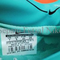 Sepatu Futsal / Bola / Soccer Nike Tiempo Legend VI Blue Tosca - FG