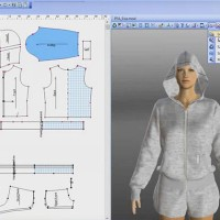 Optitex 15 - software khusus desain fashion Pakaian ( Industri Garmen)