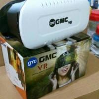 Vr Glasses Gmc / Kaca Mata 3d / Google Cardboard
