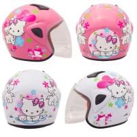 WTO Helmet Kids Kop - Charmmy - Helm Anak