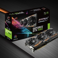 Asus Geforce GTX 1060 STRIX 6GB DDR5