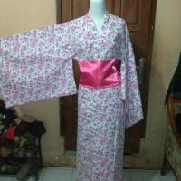 yukata kimono baju tradisional / adat jepang