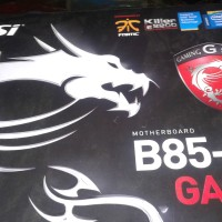 Motherboard Gaming MSI B85-G43