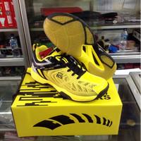 Sepatu Badminton/Bulutangkis RS SND Limited Yellow (Kuning) Original