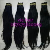 hair extention rambut sambung hairextension