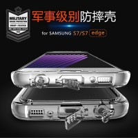 JK Brand Case Hard PC Back Cover - Samsung Galaxy S7 / S7 Edge