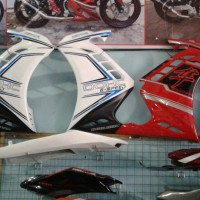 Half Fairing Honda All New CB150R Cb 150R Streetfire Facelift Led