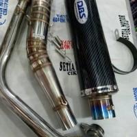 knalpot dbs thailand carbon satria fu sensor