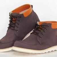 Sepatu Boots Safety Adabos Mars/Kickers/Adidas/Delta/Docmart/Vans