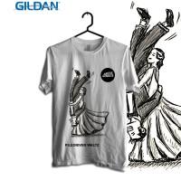 Arctic Monkey PILEDRIVER WALTZ Kaos Band Printed in Gildan Shirt