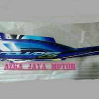 Striping Sticker Yamaha Nouvo Z Biru dan semua warna