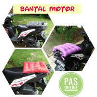 BANTAL ALAS / MOTOR /SOFA DUDUK POLKADOT