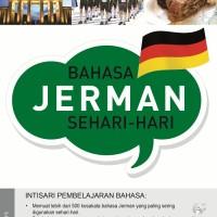 BUKU BAHASA JERMAN SEHARI-HARI + CD AUDIO
