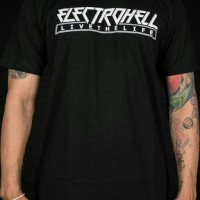 kaos electrohell/t-shirt