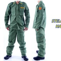 Setelan HANSIP / LINMAS - Baju dan Celana