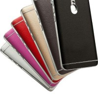 Hardcase Back Backcase Leather Hard Case Casing Xiaomi Redmi Note 4