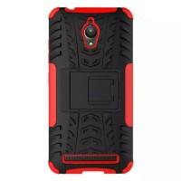 Casing Rugged Armor Zenfone Go 5 Inch ZC500TG Hard Case cover Hybrid