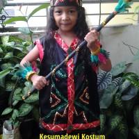 Dayak | Baju Adat Kostum Anak Karnaval Parade Pawai Pentas Seni