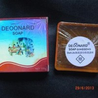 SABUN DEONARD BLEACHING MERAH Limited