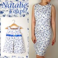 dresscouple   natalie   baju ibu dan anak