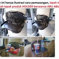 Car organizer ABU bottle holder back seat holder botol tempat barang