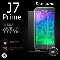 Tempered Glass 2.5D Samsung Galaxy J7 Prime 2016 Anti Gores Kaca