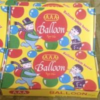 Balon Tiup Sedotan AAA. Mainan Anak Era 90-an