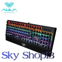 AULA OFFICIAL Wings of Liberty Mechanical Gaming Keyboard
