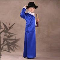Baju Terusan anak Laki-laki tradisional china model IP-Man shanghai
