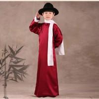 Baju Terusan anak Laki-laki tradisional china model IP-Man shanghai mr