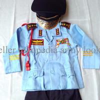 Baju Jendral (anak) TNI AU Seragam Tentara Angkatan Udara