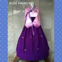 Hanbok baju adat / tradisional korea hambok hanbook hanbokh