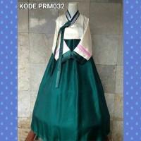Hanbok baju adat / tradisional korea hambok hanbook