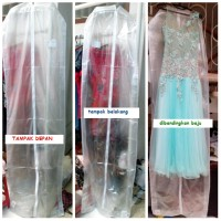 terpanjang COVER long dress (drees) / baju panjang   gaun pengantin