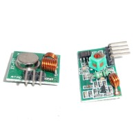 Module 433mhz RF Wireless TX dan RX for Arduino/ARM/MCU