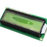 LCD 1602 Green Background Hijau Tulisan Hitam 16x2 Character Display