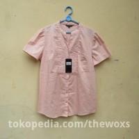 Baju Blouse Wanita Original The Executive Warna Pink Size Ukuran L