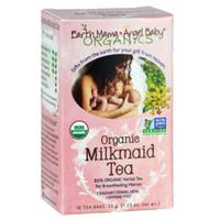 Asi Booster Milkmaid Tea Organic EMAB ( Earth Mama Angel Baby )