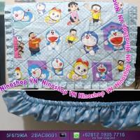 Cover TV,bando TV,Tutup TV LED/LCD motif Doraemon