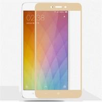 Tempered Glass Full 3D Xiaomi Redmi Note 4/Pro(Anti Gores Warna)Curved
