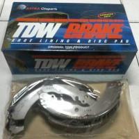 Brake Shoe / Kampas Rem Blk Innova TDW  06383