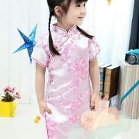 Cheongsam bayi anak balita qipao baju imlek chinese new year shanghai