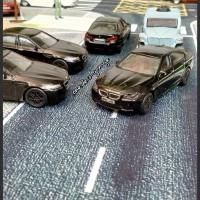 Diecast Fast Furious BMW M5 Black (Custom-Loose)